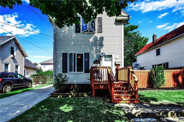 310 Adam Street, Tonawanda-City, NY 14150 (MLS #B1285676) :: 716 Realty Group