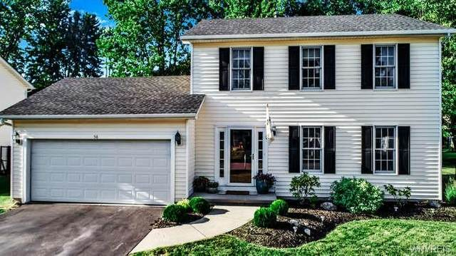 56 Azure Pine Court, Amherst, NY 14228 (MLS #B1285708) :: 716 Realty Group
