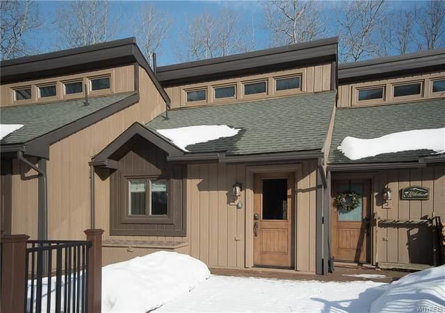 2 Plum Ridge Road #2, Ellicottville, NY 14731 (MLS #B1285853) :: Lore Real Estate Services