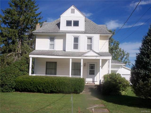 7835 Pine Street, Franklinville, NY 14737 (MLS #B1285966) :: Lore Real Estate Services