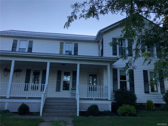 2526 Smith Road, Perry, NY 14530 (MLS #B1286077) :: BridgeView Real Estate Services