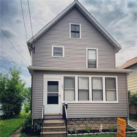 221 Robinson Street, North Tonawanda, NY 14120 (MLS #B1286096) :: 716 Realty Group