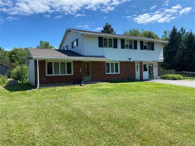 7079 Hayes Hollow Road, Colden, NY 14170 (MLS #B1286158) :: Robert PiazzaPalotto Sold Team