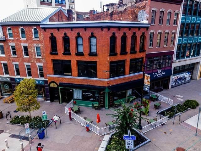537 Main Street, Buffalo, NY 14203 (MLS #B1286287) :: Robert PiazzaPalotto Sold Team
