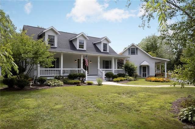 949 Michigan Street, Hanover, NY 14081 (MLS #B1286394) :: Lore Real Estate Services
