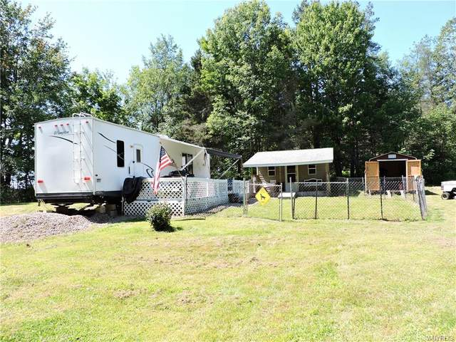 0 Middle Road, Allen, NY 14709 (MLS #B1286401) :: Robert PiazzaPalotto Sold Team