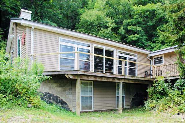 5205 Howe Hill Road, Humphrey, NY 14744 (MLS #B1286789) :: Lore Real Estate Services
