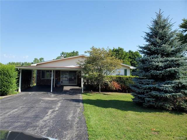 8429 Chestnut Ridge Road, Royalton, NY 14067 (MLS #B1286987) :: Robert PiazzaPalotto Sold Team