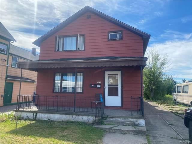 241 Amherst Street, Buffalo, NY 14207 (MLS #B1287036) :: BridgeView Real Estate Services