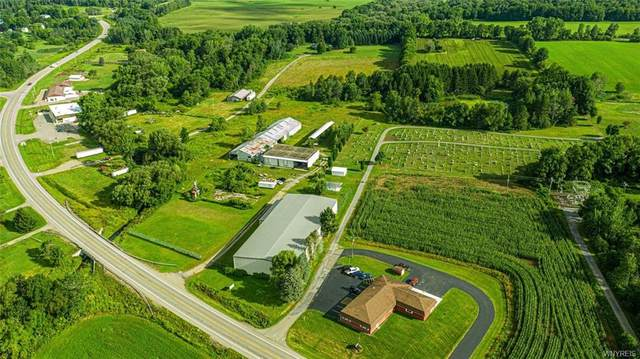 8844 Route 243, Rushford, NY 14777 (MLS #B1287140) :: BridgeView Real Estate Services