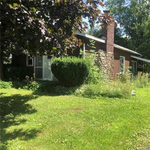 3039 Cadiz Road, Franklinville, NY 14737 (MLS #B1287486) :: BridgeView Real Estate Services