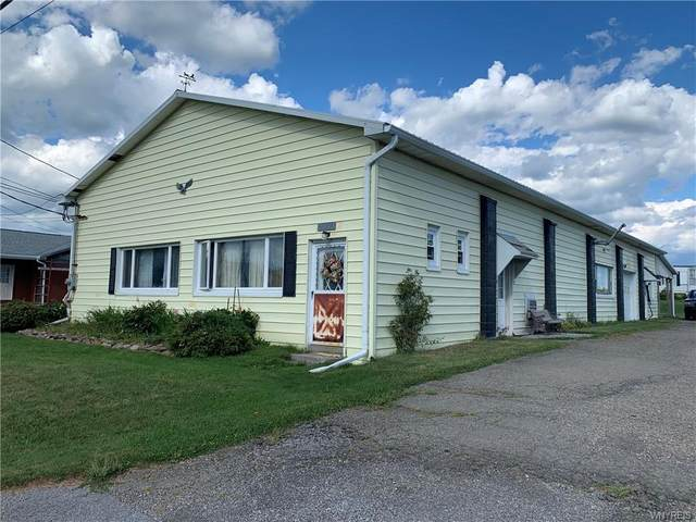2843 State Route 246, Perry, NY 14530 (MLS #B1287618) :: Robert PiazzaPalotto Sold Team