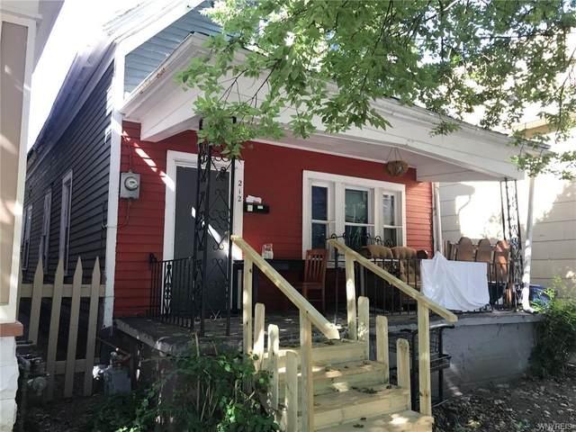 212 Grote Street, Buffalo, NY 14207 (MLS #B1287839) :: BridgeView Real Estate Services