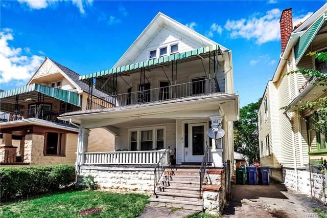 188 Goulding Avenue, Buffalo, NY 14208 (MLS #B1287968) :: Avant Realty