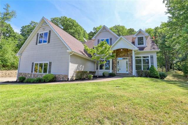 186 Hawthorn Lane, Allegany, NY 14706 (MLS #B1288430) :: Lore Real Estate Services