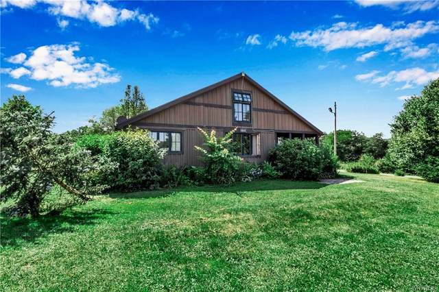 5550 Howe Hill Road, Humphrey, NY 14741 (MLS #B1288595) :: Lore Real Estate Services