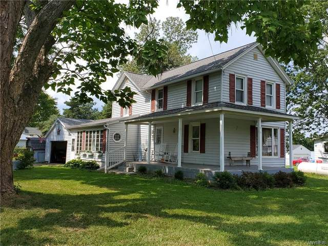 15905 Brockville Road, Murray, NY 14411 (MLS #B1288602) :: Lore Real Estate Services