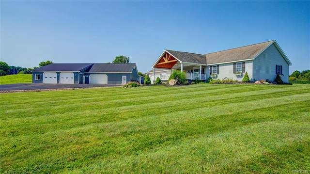 11821 Brown Schoolhouse Road, Freedom, NY 14065 (MLS #B1288663) :: Lore Real Estate Services