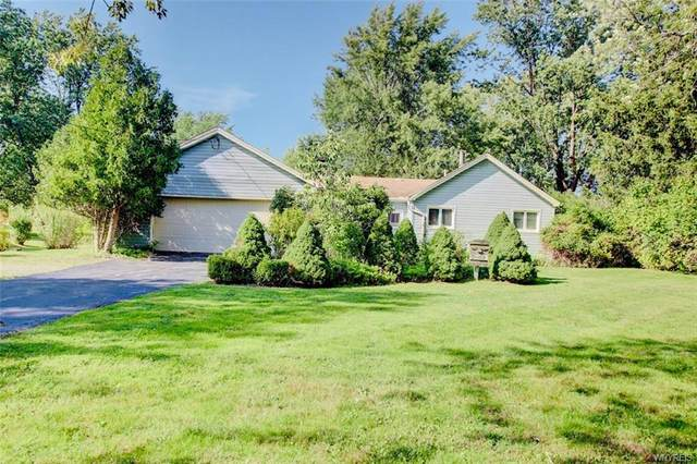 1231 Bullis Road, Elma, NY 14059 (MLS #B1288684) :: Lore Real Estate Services