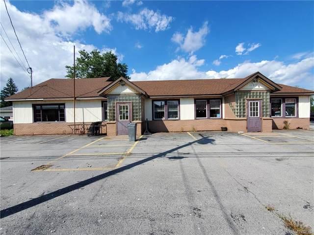 11275 Ridge Road, Ridgeway, NY 14103 (MLS #B1288997) :: BridgeView Real Estate Services