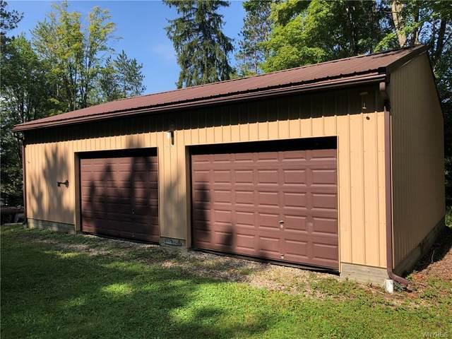 8541 Noontide Road, Rushford, NY 14777 (MLS #B1289000) :: BridgeView Real Estate Services