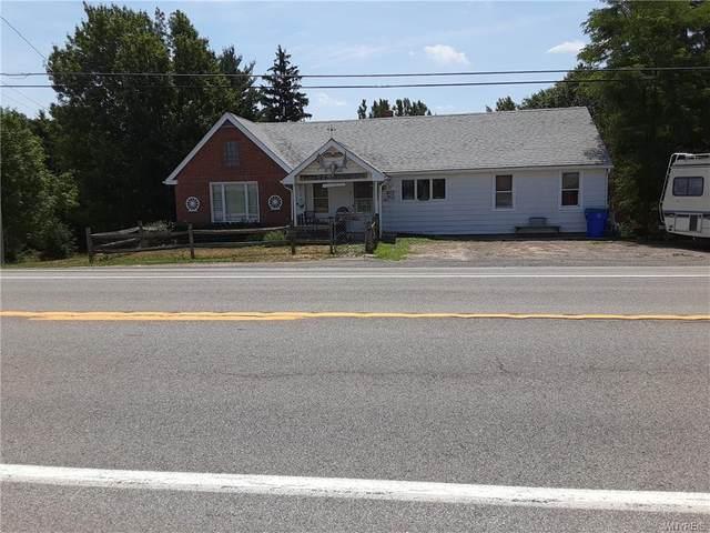 11758 Ridge Road, Ridgeway, NY 14103 (MLS #B1289765) :: Lore Real Estate Services