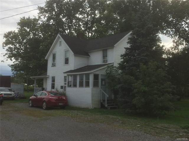 2624 School Street, Pembroke, NY 14056 (MLS #B1289913) :: BridgeView Real Estate Services
