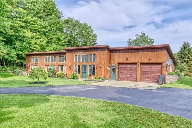 1467 Reed Road, Arcade, NY 14009 (MLS #B1290174) :: Lore Real Estate Services