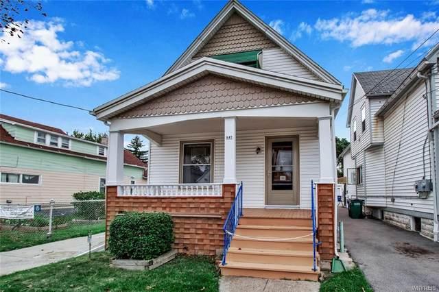 147 Theodore Street, Buffalo, NY 14211 (MLS #B1290453) :: BridgeView Real Estate Services