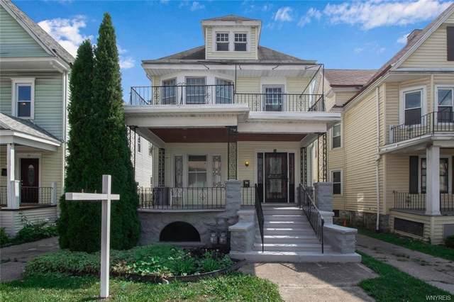 73 Hughes Avenue, Buffalo, NY 14208 (MLS #B1290543) :: MyTown Realty
