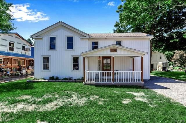 1750 West Avenue, Marilla, NY 14102 (MLS #B1290616) :: Lore Real Estate Services