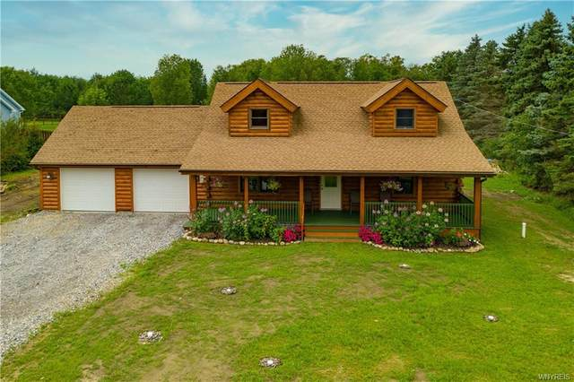 2085 Boies Road, Aurora, NY 14052 (MLS #B1290641) :: Lore Real Estate Services