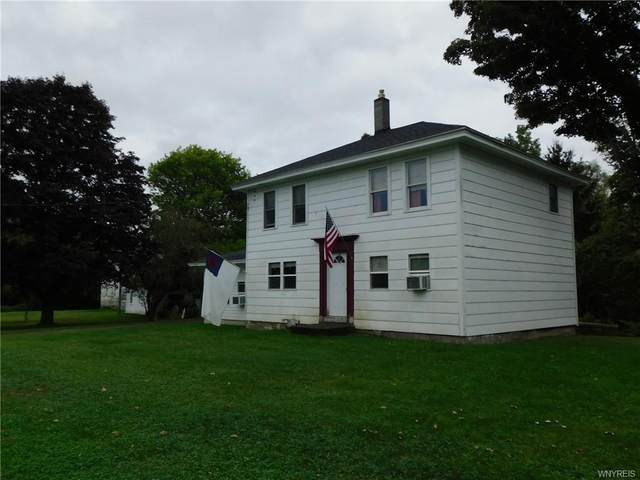 6463 County Road 20, Friendship, NY 14739 (MLS #B1290707) :: Lore Real Estate Services