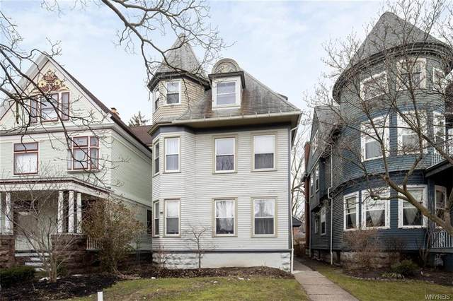 537 W Ferry Street, Buffalo, NY 14222 (MLS #B1290803) :: Lore Real Estate Services