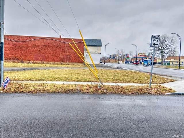846 William Street, Buffalo, NY 14206 (MLS #B1290849) :: Lore Real Estate Services