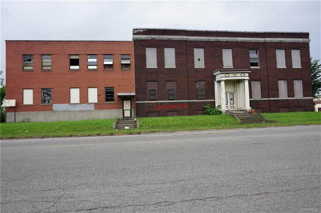 1221 Clinton Street, Buffalo, NY 14206 (MLS #B1291002) :: BridgeView Real Estate Services
