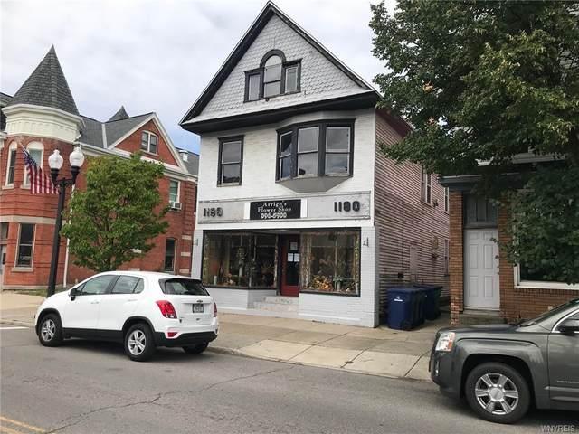 1180 E Lovejoy Street, Buffalo, NY 14206 (MLS #B1291166) :: Robert PiazzaPalotto Sold Team
