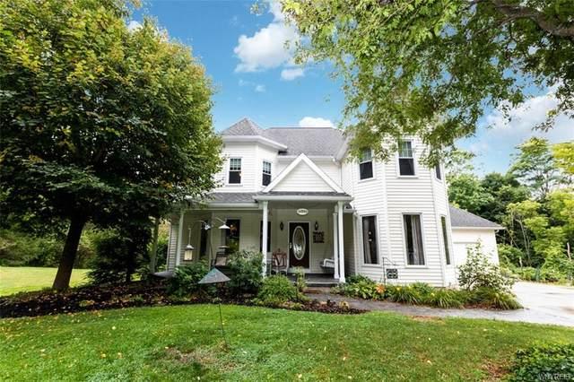 11551 Porterville Road, Marilla, NY 14052 (MLS #B1291482) :: Lore Real Estate Services