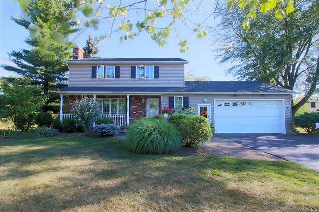 4222 Upper Mountain Road, Cambria, NY 14132 (MLS #B1291754) :: Lore Real Estate Services