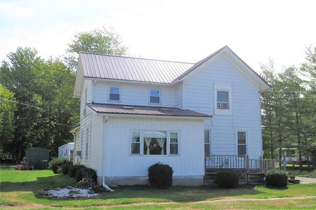 1817 County Line Road, Yates, NY 14098 (MLS #B1291813) :: BridgeView Real Estate Services