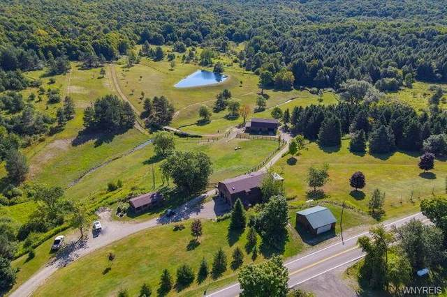 6530 Abbott Road, Lyndon, NY 14737 (MLS #B1292065) :: Lore Real Estate Services