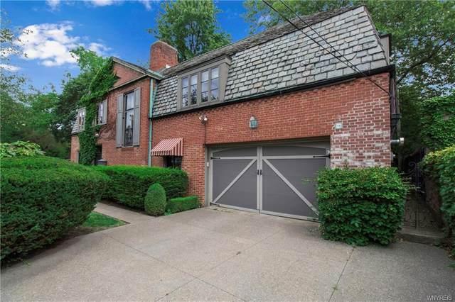 91 Oakland Place, Buffalo, NY 14222 (MLS #B1292066) :: Lore Real Estate Services