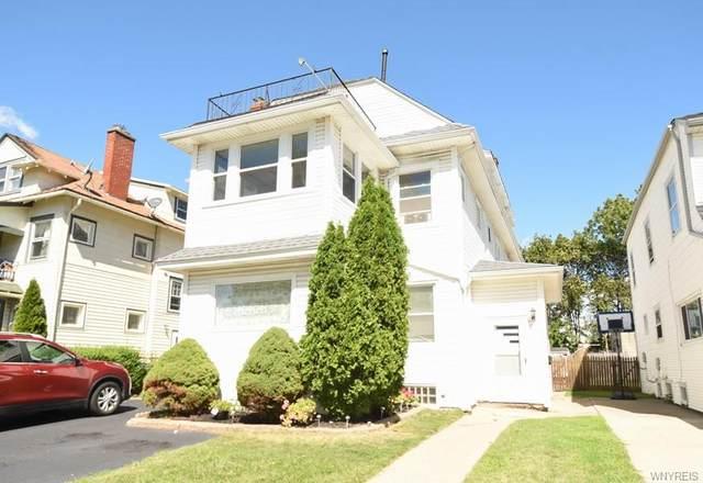 789 Crescent Avenue, Buffalo, NY 14216 (MLS #B1292067) :: MyTown Realty