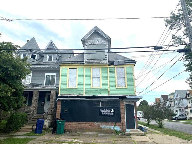 839 West Avenue, Buffalo, NY 14213 (MLS #B1292193) :: Lore Real Estate Services
