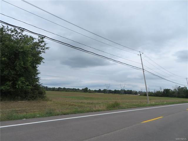 0 Fisk Road N, Pendleton, NY 14094 (MLS #B1292198) :: TLC Real Estate LLC