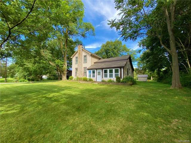 9500 Wehrle Drive, Clarence, NY 14031 (MLS #B1292578) :: Robert PiazzaPalotto Sold Team