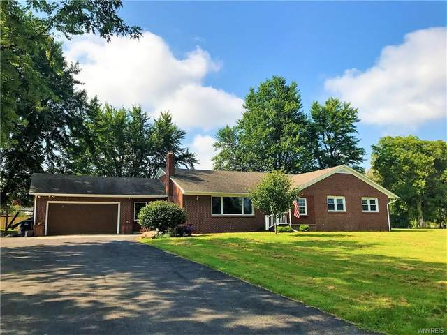 12323 Clarence Center Road, Newstead, NY 14001 (MLS #B1292588) :: BridgeView Real Estate Services