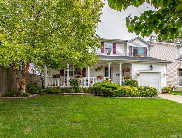 105 Whitney Place, Buffalo, NY 14201 (MLS #B1292604) :: Lore Real Estate Services