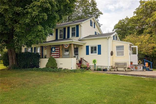 7204 Macumber Rd, Alabama, NY 14125 (MLS #B1292693) :: Lore Real Estate Services