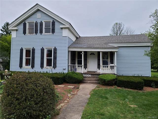 16251 E Lee Road, Clarendon, NY 14470 (MLS #B1292696) :: Lore Real Estate Services